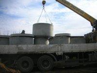 Бетонные кольца в Армавире и Новокубанске с доставкой и монтажом