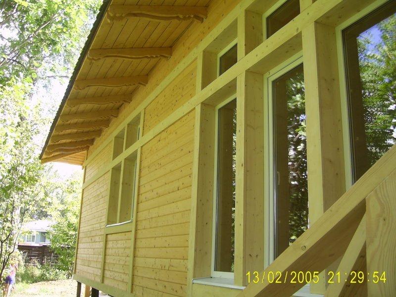 Экспертиза деревянных домов