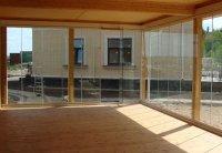 Строительство беседок и пристроек к зданию
