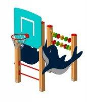 Детское уличное спорт. оборудование от производителя