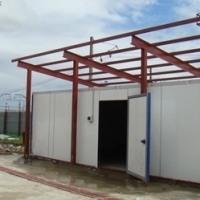 Холодильный склад, Теплый склад, Холодный терминал, Овощехранилище, Фруктохранилище