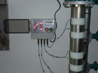 Электронный преобразователь солей жесткости (умягчители) воды серии «ТермоПлюс-М» модель Т-М-90