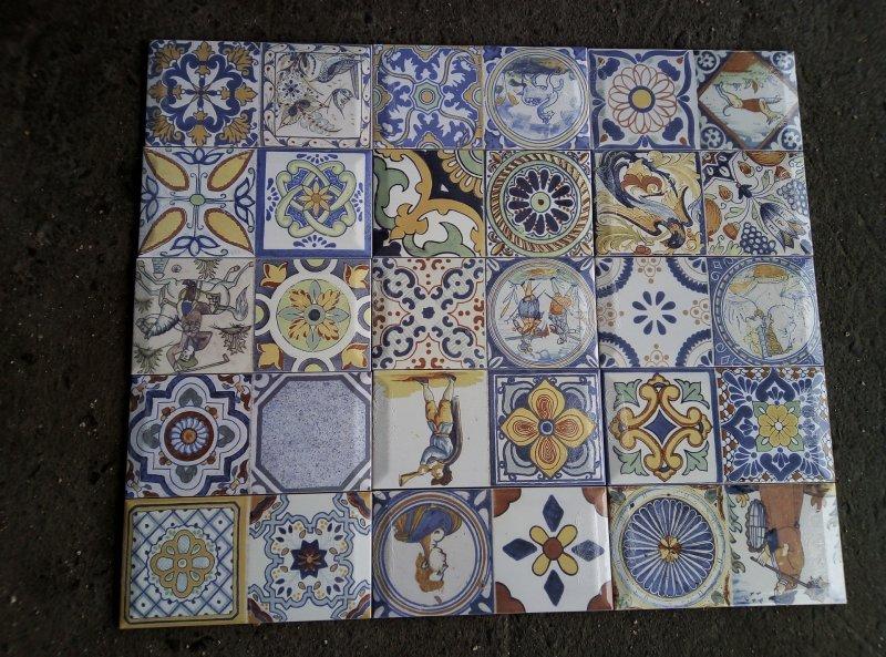 ANTIQUE - коллекция Monopole плитка ANTIQUE 10х20