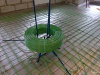 Труба для теплого водяного пола PE-RT