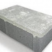 Тротуарная плитка брусчатка * 200х100