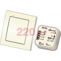 Комплект беспроводного управления освещением с функцией диммера (1 канал), Zamel - ZM-RZB-02