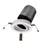 Поворотный встраиваемый светильник Kos R30