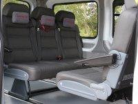 Пассажирский микроавтобус Ford Transit 9 мест с трансформацией в фургон