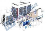 Бетоноформовочная машина с послойным формованием - КРМ 36 Mustafa Yontar