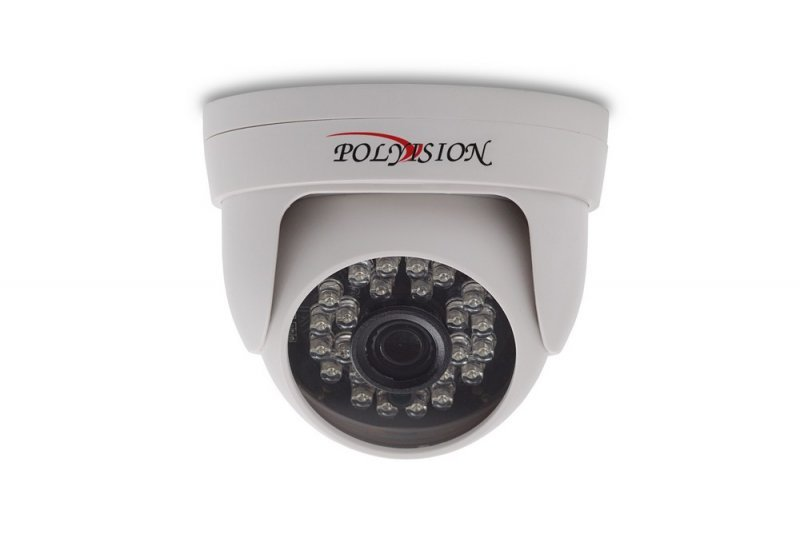 Бюджетная купольная AHD 2 Мп мини ИК-видеокамера (SC2045+XM330) с фиксированным объективом PD1-A2-B2.8 v.2.2.2