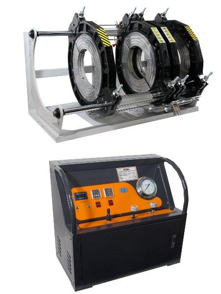 Cварочный аппарат для полипропиленовых труб ROBU W 800. Гидравлический.