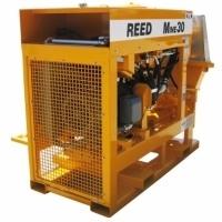 Бетононасос  REED (США) MINE30 23 куб.м/час компактный стационарный или монтируемый на авто/прицеп