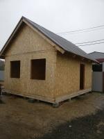 Горячая осенняя распродажа домиков из SIP панелей!