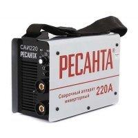 Сварочный аппарат инверторный САИ-220 Ресанта