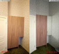 Зеркало настенное (в ванную, прихожую, гардеробную или шкаф).