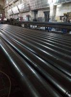 Услуги по нанесению наружного ленточного полимерного покрытия усиленного типа по ГОСТ 9.602-2016
