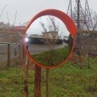 Дорожные зеркала безопасности