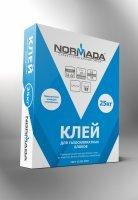 Клей для кладки блоков NORMADA (25 кг)