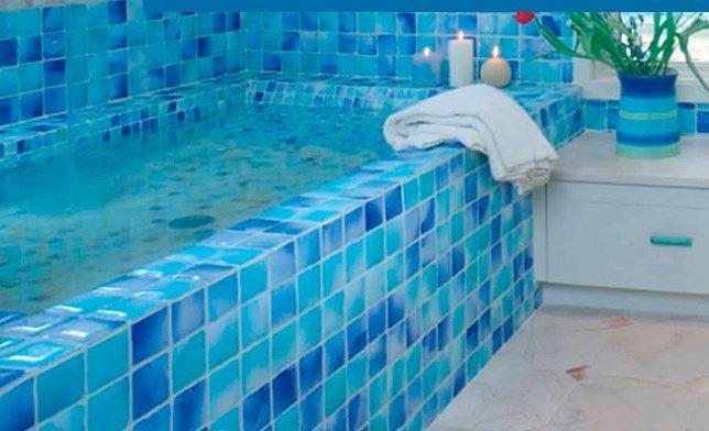 Скидки 50% на акриловые и гидромассажные ванны