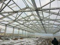 Строительство  ангары, склады, фермы  для животноводства, теплицы