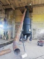 Газогенератор промышленный, 1 мгвт.