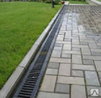 Лоток водоотводной ЛВ- пластиковый, DN150