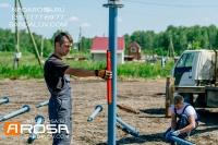 сваи винтовые с литым наконечником ВСЕГДА В НАЛИЧИИ, ООО АРОСА