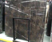 Мрамор. Плитка мраморная, 60*60*1,8 см. Темно-коричневый (Laurent Brown)