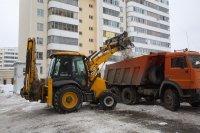 Уборка снега и вывоз строительного мусора