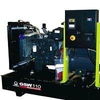 Дизель-генераторная установка PRAMAC GSW110I