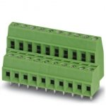 Клеммные блоки для печатного монтажа - MKKDS 1/ 9-3,81 - 1708107 Phoenix contact