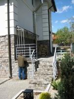Ремонт, реконструкция лестниц под требования