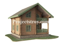 Проекты деревянных домов