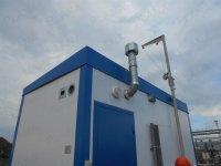 Очистные сооружения хозбытовых стоков PlanaOS-B