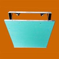 Настенные ревизионные люки под плитку со съемной дверцей