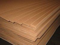 Гофролист 1350*2500 П-32 Бурый пятислойный картон наличие