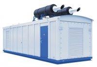 Аренда дизельных генераторов и ДЭС контейнерного исполнения в ООО Неоэнерго