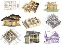 Проектирование бань, деревянных домов