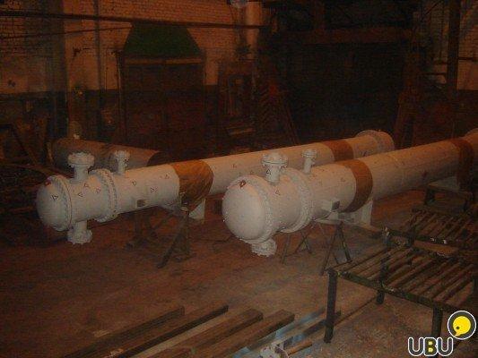 газоохладитель концевой ГК63, ГК125