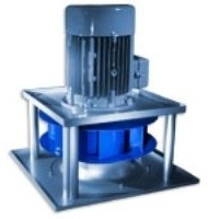 Центробежные вентиляторы и установки серий ER..C и GR..C