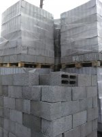 Блок керамзитобетонный с доставкой