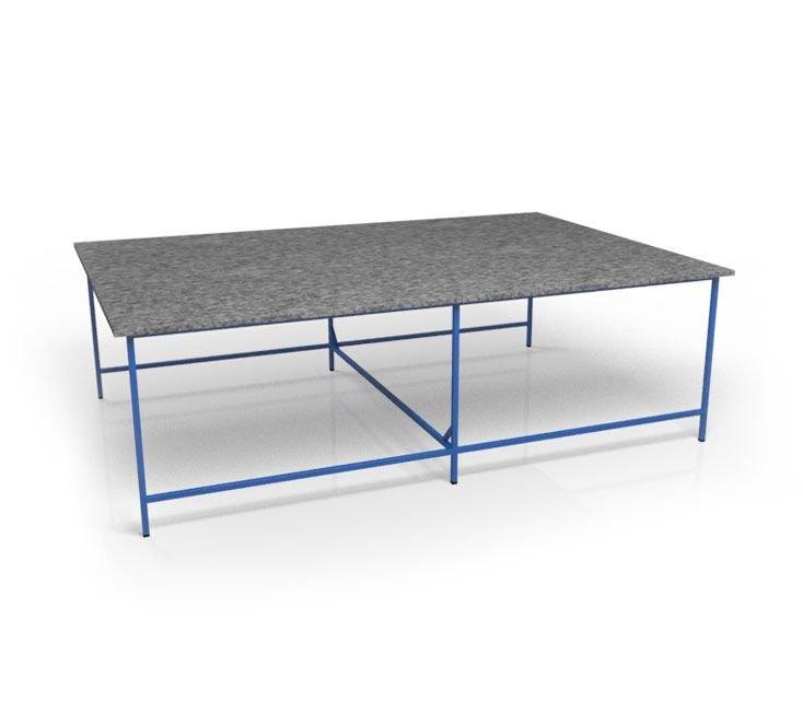 Стол для раскройки стекла