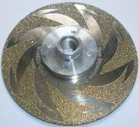 Круги алмазные отрезные по мрамору