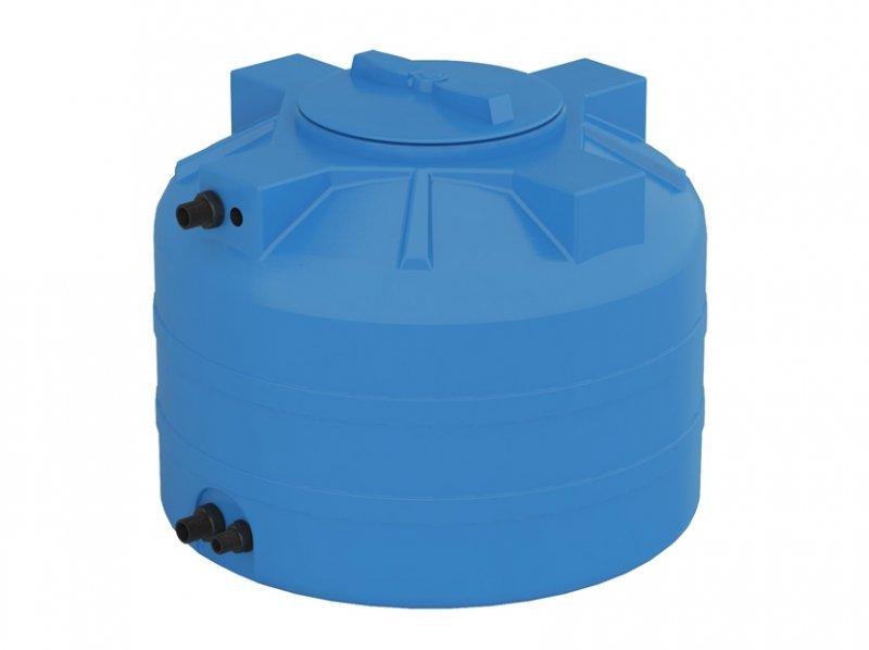 Бак для воды, ATV 750, синий, с поплавком (ст.арт. 1-16-2041)