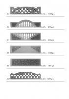 Формы для бетонных заборов: cтеклопластиковые формы для еврозаборов