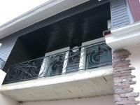 Балконные ограждения кованые