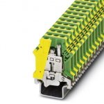 Клемма защитного провода - USLKG 16-1 - 0448015 Phoenix contact