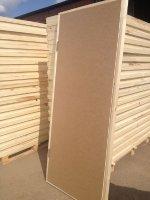 Дверной блок наружный тамбурный строительный ГОСТ 24698-81