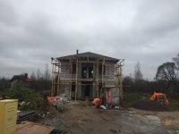 """Строительство дома из газобетона, комплектация """"Стандарт"""""""