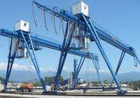 Кран козловой электрический ККТ-К  управление из кабины от Производителя